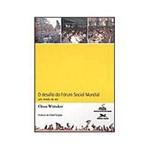 Livro - Desafio do Fórum Social Mundial
