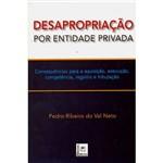 Livro - Desapropriação por Entidade Privada