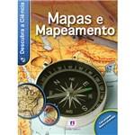 Livro - Descubra a Ciência - Mapas e Mapeamento