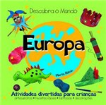 Livro - Descubra o Mundo - Europa