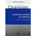 Livro - Desempenho Humano Nas Empresas
