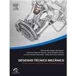 Livro - Desenho Técnico Mecânico