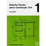 Livro - Desenho Técnico para Construção Civil - Volume 1