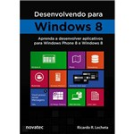 Livro - Desenvolvendo para Windows 8