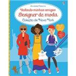 Livro - Designer de Moda Coleção de Nova York: Vestindo Minhas Amigas