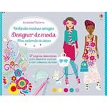 Livro - Designer de Moda: Meu Cadernão de Ideias - Vestindo Minhas Amigas