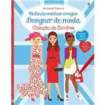 Livro - Designer de Moda: Vestindo Minhas Amigas - Coleção de Londres