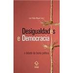 Livro - Desigualdades e Democracia