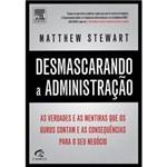 Livro - Desmascarando a Administração