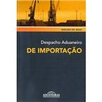 Livro - Despacho Aduaneiro de Importação