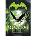 Livro - Despertar dos Vampiros: Londres