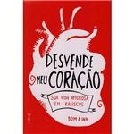Livro - Desvende Meu Coração: Sua Vida Amorosa em Rabiscos
