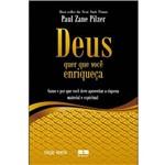 Livro - Deus Quer que Você Enriqueça
