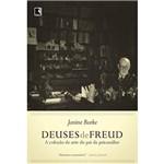Livro - Deuses de Freud - a Coleção de Arte do Pai da Psicanálise