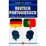Livro - Deustsch Portugiesisch - Phrasen, Wortschatz, Übliche Ausdrücke