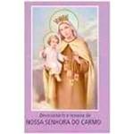 Livro - Devocionário e Novena de Nossa Senhora do Carmo