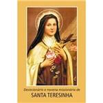 Livro - Devocionário e Novena Missionária de Santa Teresinha