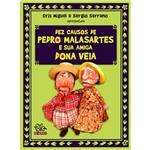 Livro - Dez Causos de Pedro Malasartes e Sua Amiga Dona Veia