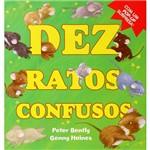 Livro - Dez Ratos Confusos - com Pop-up Surpresa