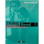 Livro - Dialog Beruf 1 - Arbeitsbuch - Deutsch Als Fremdsprache Für Die Grundstufe