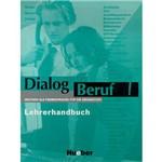 Livro - Dialog Beruf 1 - Lehrerbandbuch - Deutsch Als Fremdsprache Für Die Grundstufe