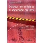 Livro - Diálogos em Ambiente e Sociedade no Brasil: Coletânea ANPPAS