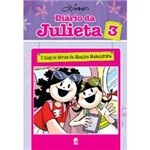 Livro - Diário da Julieta 3 - o Blog de Férias da Menina Maluquinha