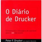 Livro - Diário de Drucker, o