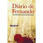 Livro - Diário de Fernando - Nos Cárceres da Ditadura Militar Brasileira