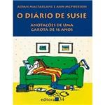 Livro - Diario de Susie, o
