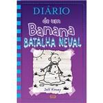 Livro - Diário de um Banana 13: Batalha Neval