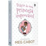 Livro - Diário de uma Princesa Improvável