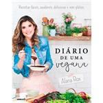 Livro - Diário de uma Vegana