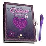 Livro - Diário Secreto: Livro de Atividades (Preto)
