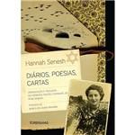 Livro - Diários, Poesias, Cartas