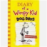 Livro - Diary Of a Wimpy Kid 4. Dog Days
