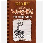 Livro - Diary Of a Wimpy Kid 7: The Third Wheel