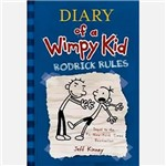 Livro - Diary Of a Wimpy Kid 2: Rodrick Rules