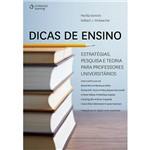 Livro - Dicas de Ensino: Estratégias, Pesquisa e Teoria para Professores Universitários