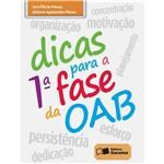 Livro - Dicas para a 1ª Fase da OAB