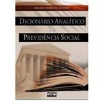 Livro - Dicionário Analítico de Previdência Social