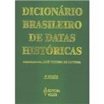 Livro - Dicionário Brasileiro de Datas Históricas