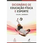 Livro - Dicionário de Educação Física e Esporte