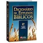 Livro Dicionário de Estudos Bíblicos