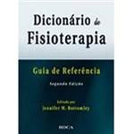 Livro - Dicionário de Fisioterapia