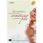 Livro - Dicionário de Ingredientes para Cosmética e Cuidados da Pele