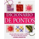 Livro - Dicionário de Pontos - um Guia Prático para Escolher e Trabalhar com Mais de 200 Pontos Clássicos