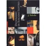 Livro - Dicionário de Suicidas Ilustres