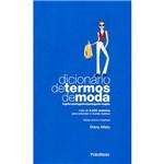 Livro - Dicionário de Termos de Moda