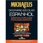 Livro - Dicionário Escolar de Espanhol: Português com Nova Ortografia + CD-ROM